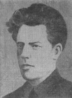 Михаил Иванович Сычев (Франц Суховерхов)