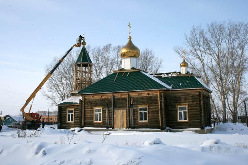 Христорождественская церковь в с. Алчедат