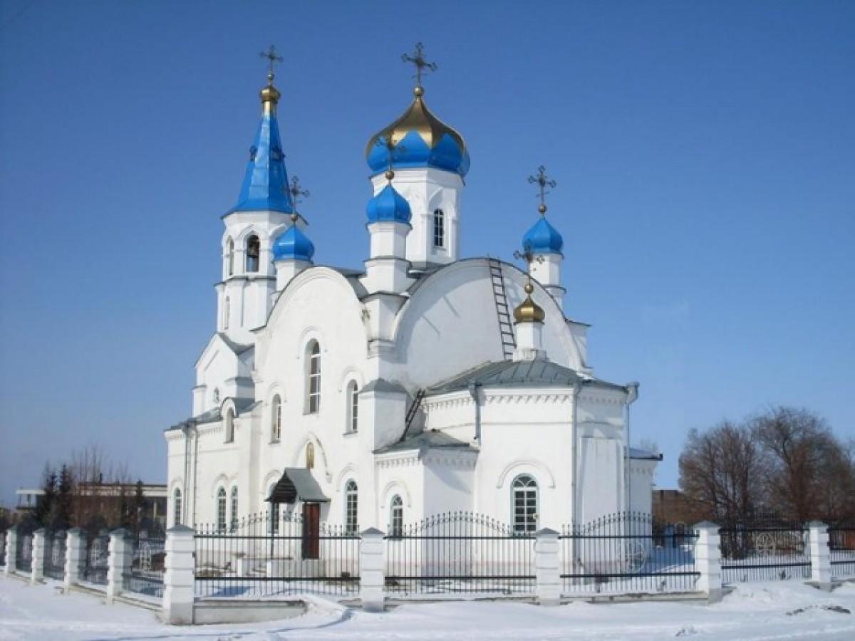 Троицкая церковь в с. Красное (Брюхановское)