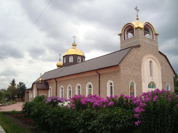 Никольский собор г. Кемерово. 1928 г. (строительство), 1982 г. (полная реконструкция)
