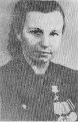 Герой Советского Союза 3. Туснолобова-Марченко