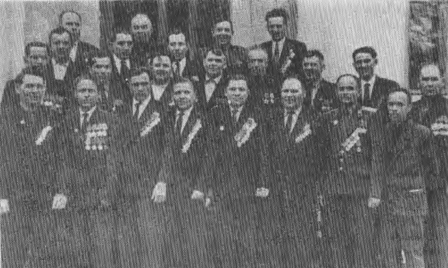 Кузбассовцы — полные кавалеры ордена Славы