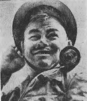 Шахтер-ветеран Прокопьевского рудника Герой Социалистического Труда П.И. Нинев
